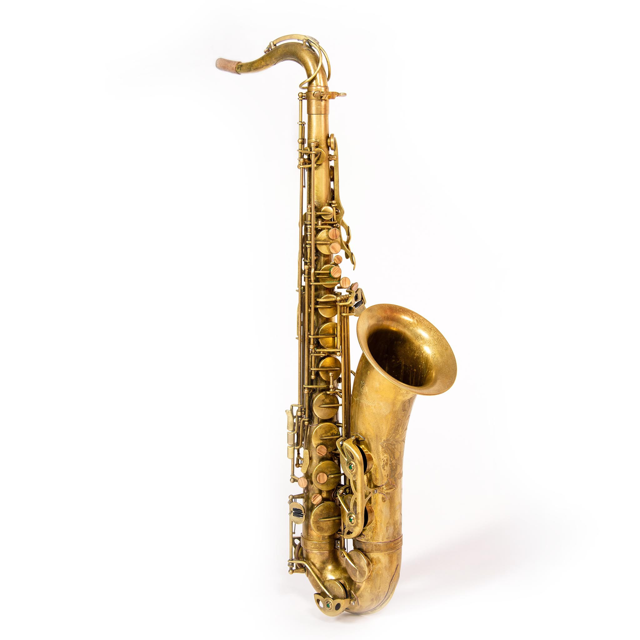 Sax Tenor - Model XXV with...
